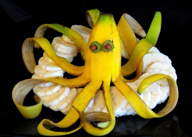 Artistic Veggie And Fruit Salad Decoration You Must See Tasty Food