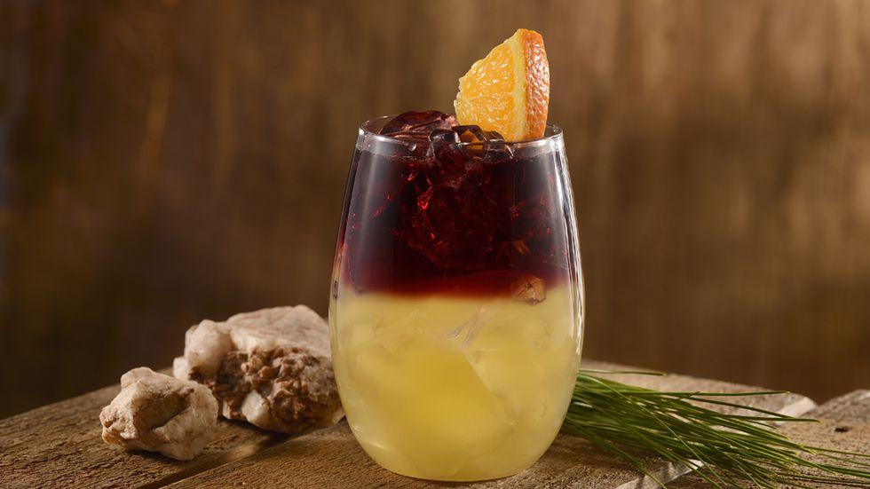 Cascadia Sangria Cocktail