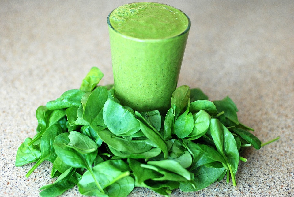 Green Smoothie Leafy