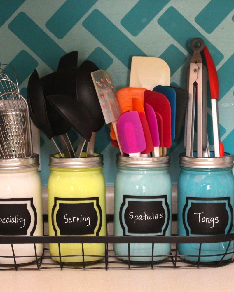 kitchen tool organization