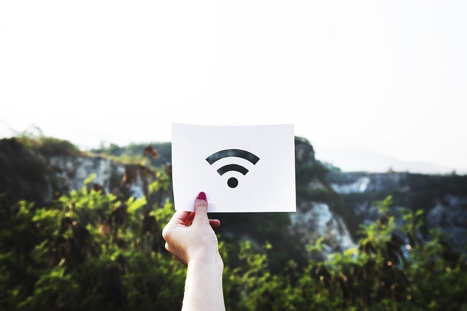 wi-fi signal potato power