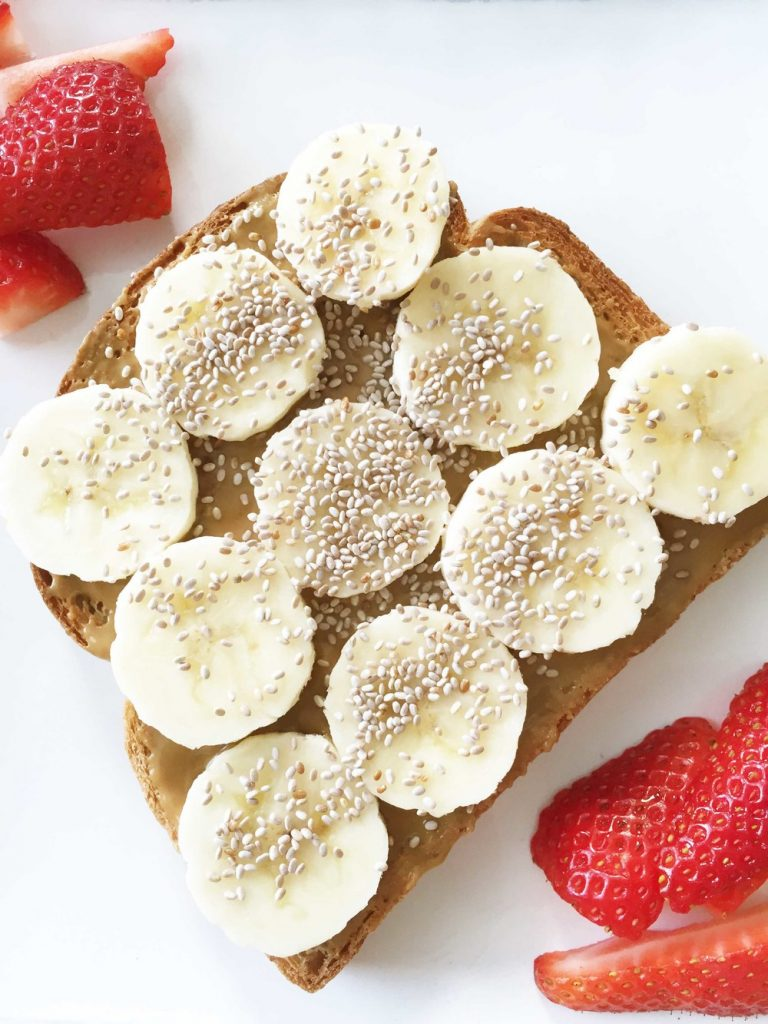 toast healthiest food for morning