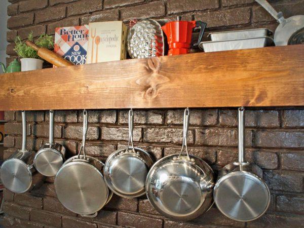 racks for pots