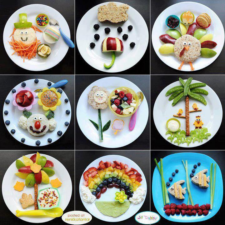 creative meals
