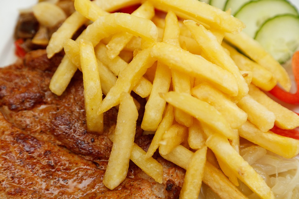 french fries potatoes recipes