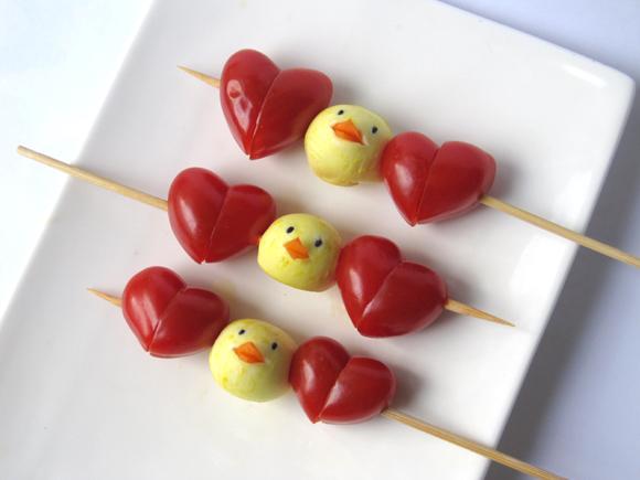 mozzarella chicks