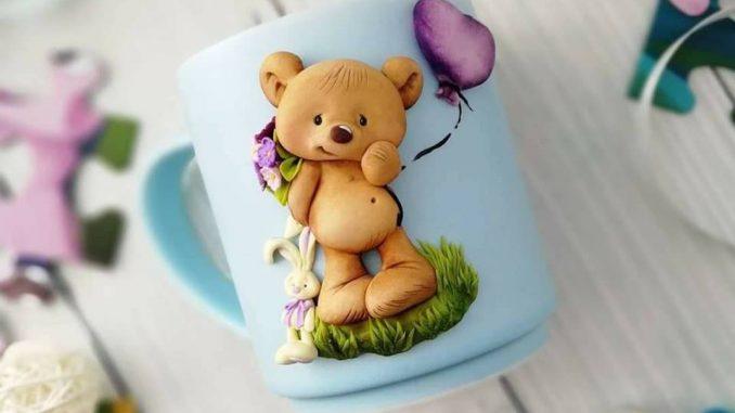teddy bear mugs