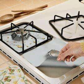 stove cleaning tops