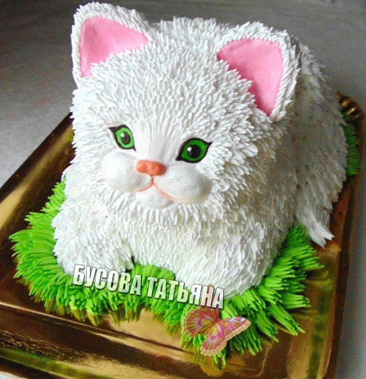 cakes for cat lovers