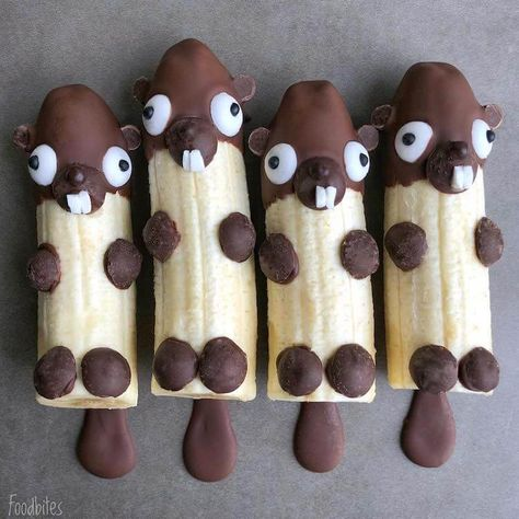 bananas castor