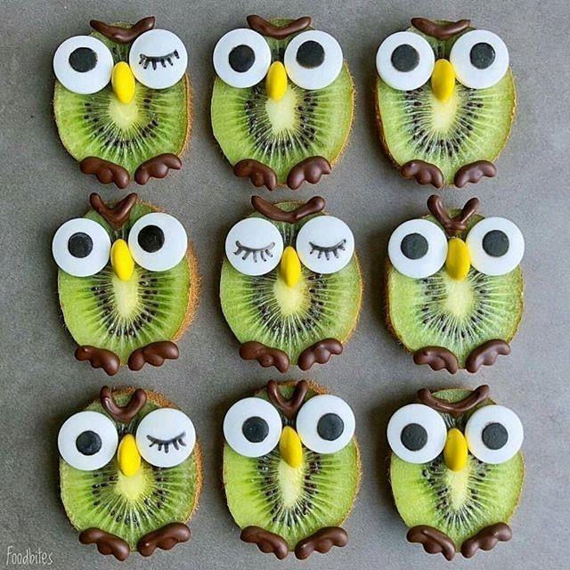 kiwi owls