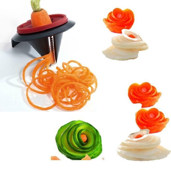 carrots cutter crazy kitchen gadgets