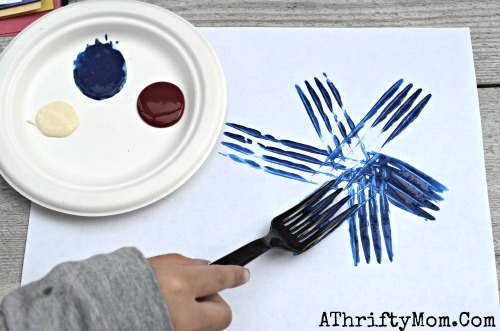 reusing forks