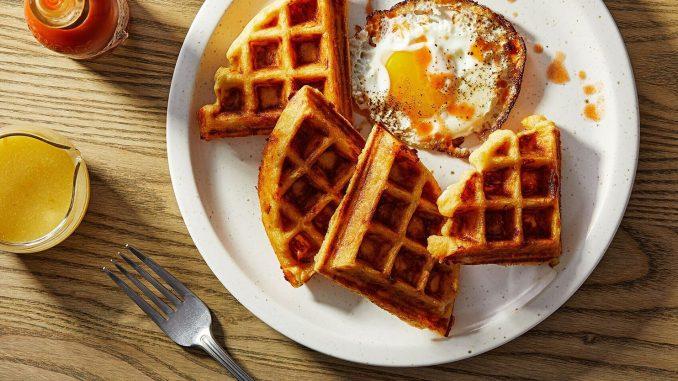 salty waffles