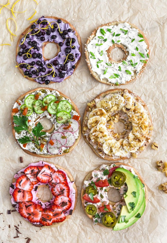 flatbread bagels