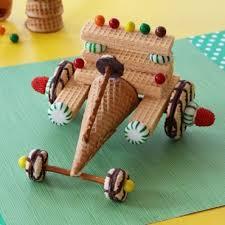 edible car
