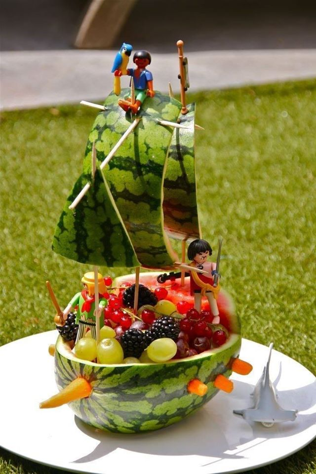 fruit ship