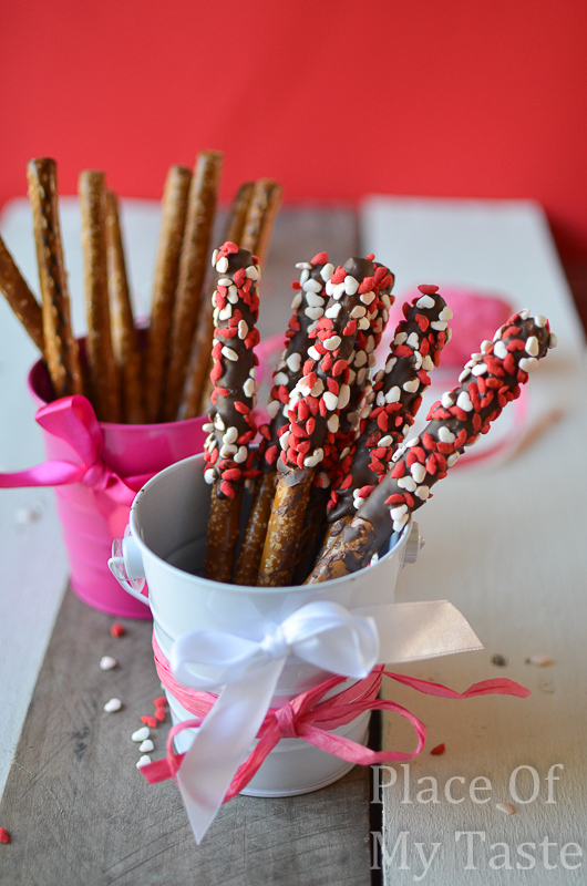 chocolate dipped sticks