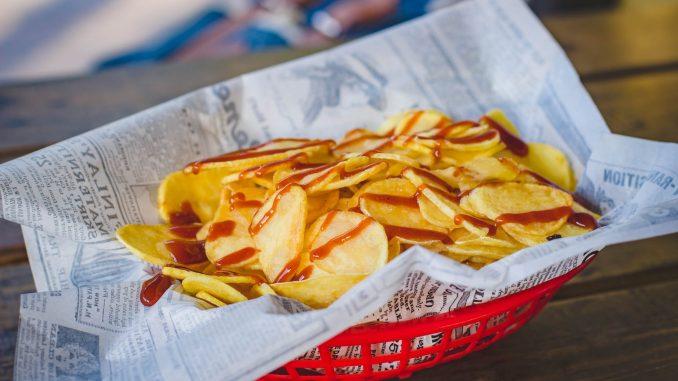 easy snacks potato chips