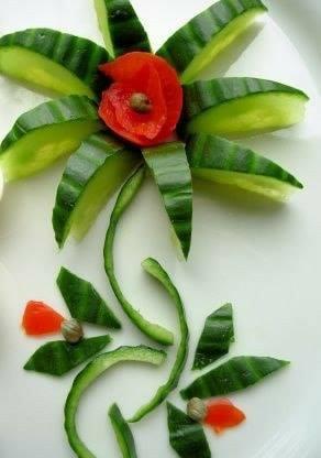 cucumber art