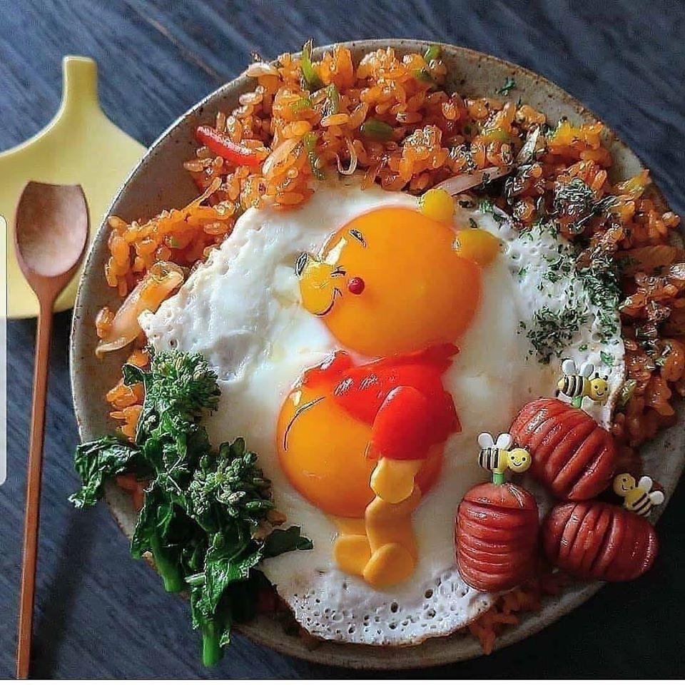 breakfast art