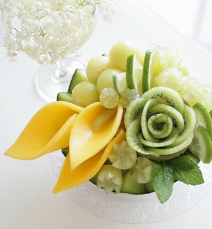 lemon fruit catering